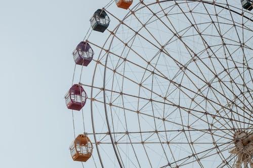 Immagine gratuita di carnevale, giro di divertimenti, luna park