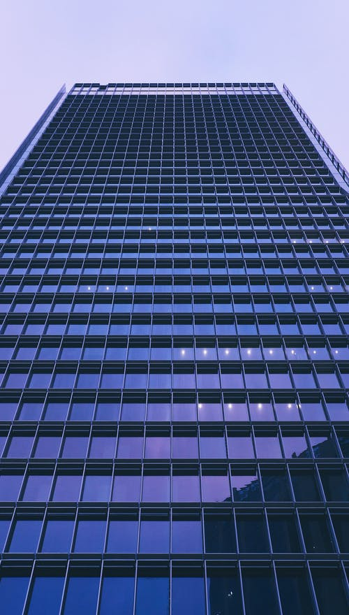 Free stock photo of glass building, skyscraper, tower