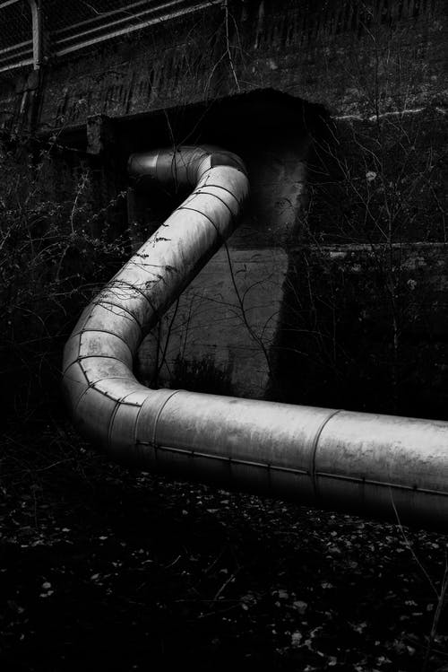 Abandoned Pipeline