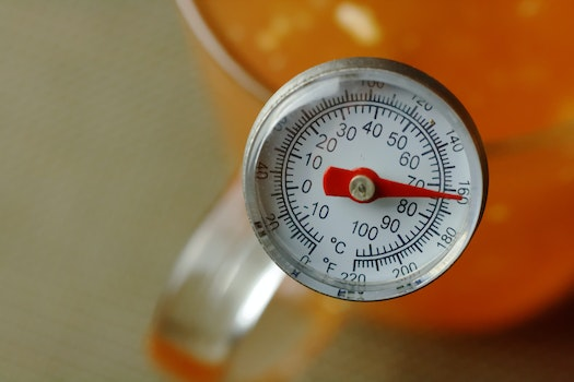 Free stock photo of measure, close-up, temperature, gauge