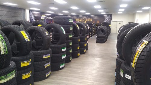 Free stock photo of automotive, tire shop, tires