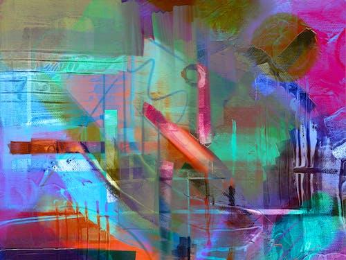 Fotobanka sbezplatnými fotkami na tému abstraktný, abstraktný expresionizmus, estetický
