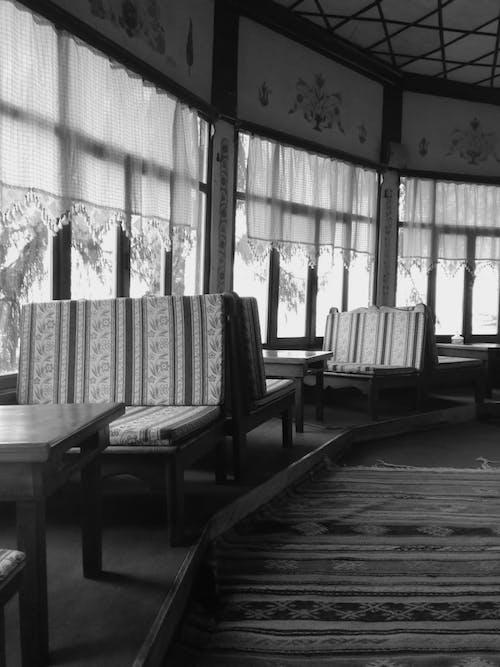 A Restaurant with a Turkish Interior Design