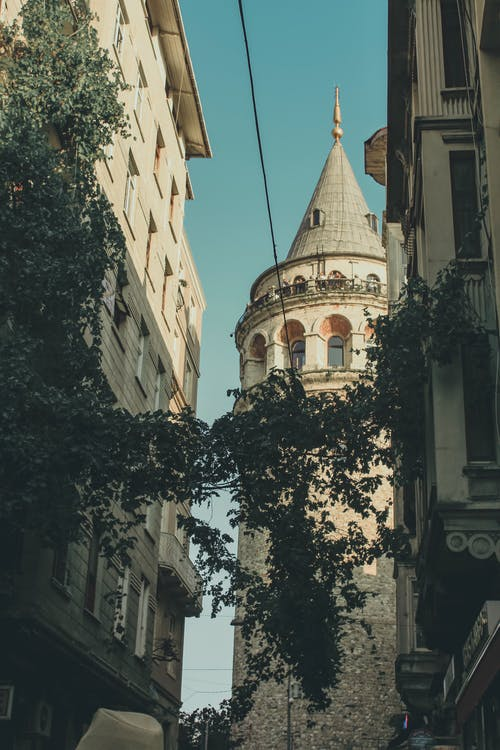 The Picturesque Galata Tower