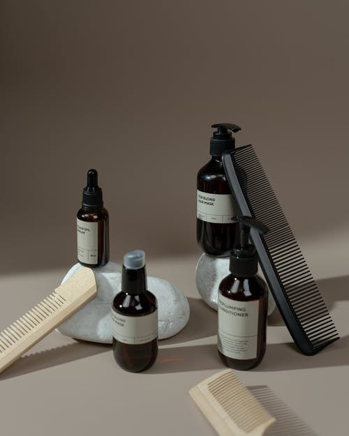 Combs and Cosmetic Products