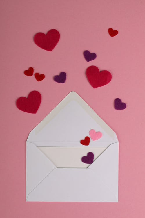 Fotobanka sbezplatnými fotkami na tému cukrovinky, Deň svätého Valentína, hracia karta