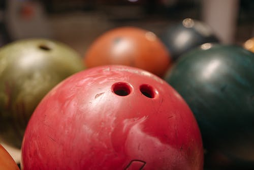 Holes in a Bowling Ball