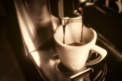 Free stock photo of brown, brown background, coffee break
