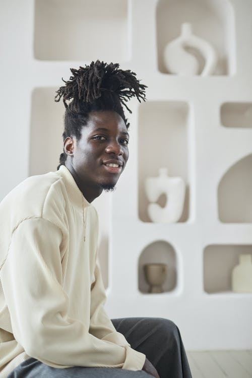Foto profissional grátis de dreadlocks, dreads, homem afro-americano