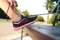 park, shoes, jogger
