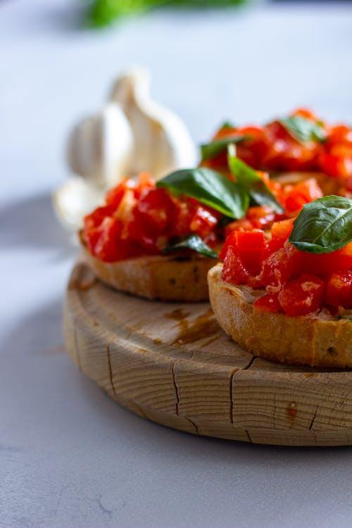 Fotos de stock gratuitas de albahaca, almuerzo, aperitivo