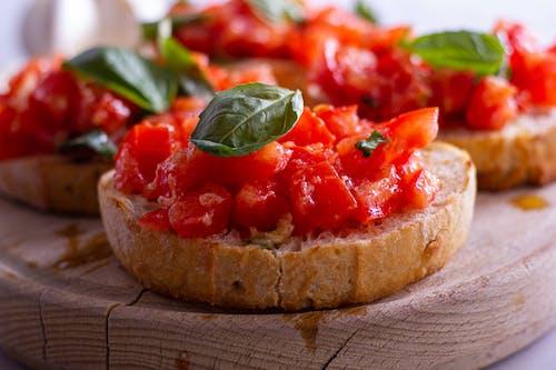 Fotos de stock gratuitas de albahaca, almuerzo, antipasto