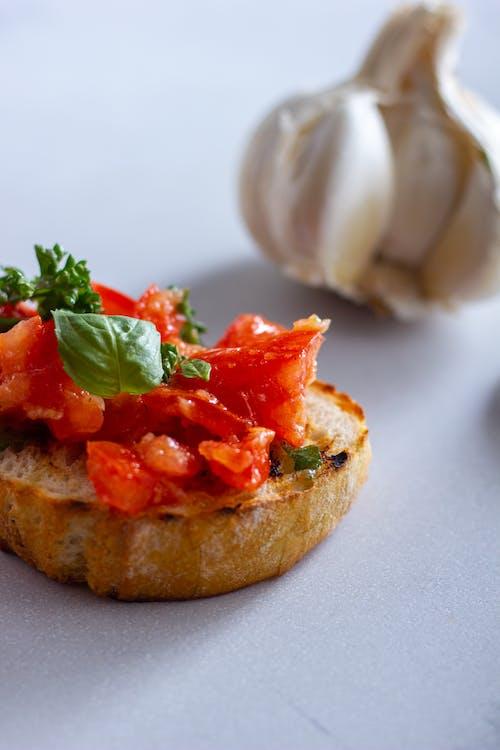 Fotos de stock gratuitas de ajo, albahaca, almuerzo