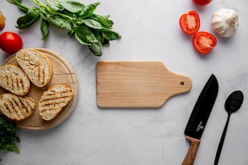 Fotos de stock gratuitas de ajo, albahaca, aperitivo