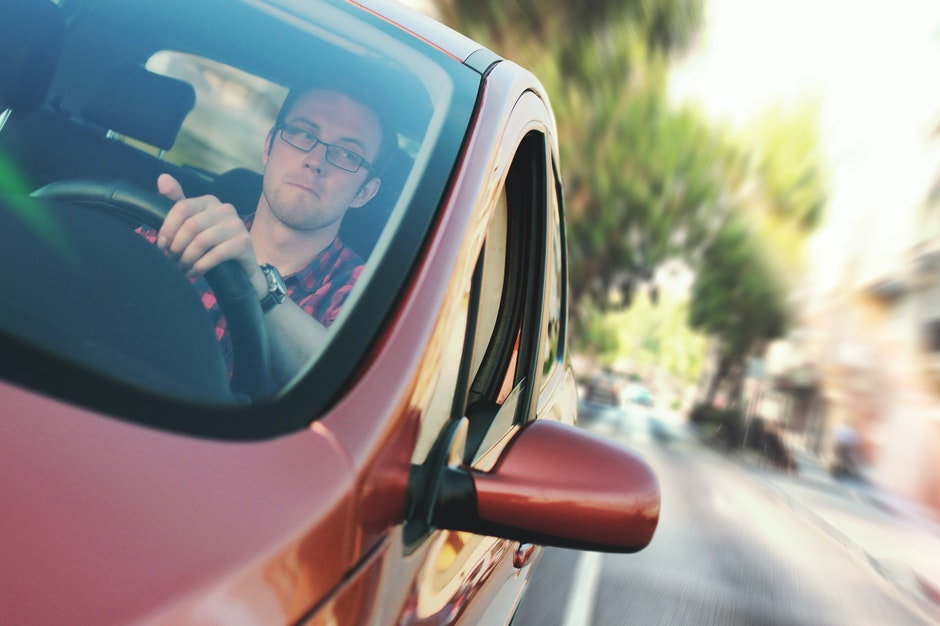 car, commuter, driver