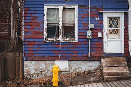 Darmowe zdjęcie z galerii z brudny, budynek, chodnik