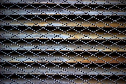 Δωρεάν στοκ φωτογραφιών με αλυσίδα-σύνδεση φράχτη, ατσάλι, γκρο πλαν, διχτυωτό σύρμα