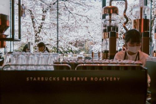 Immagine gratuita di caffè, caffè macinato, caffetteria