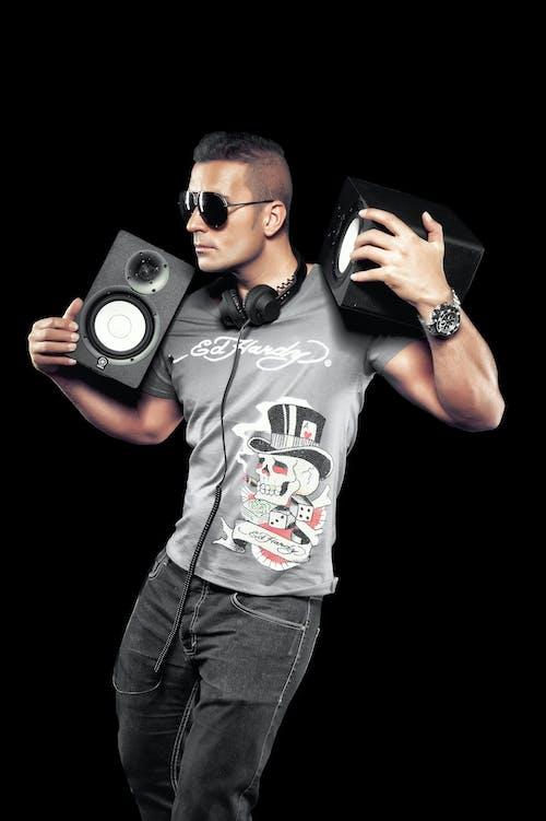 dj, müzik, remixer, yapımcı içeren Ücretsiz stok fotoğraf