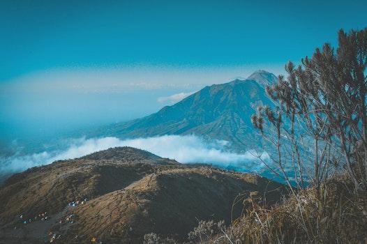 Kostenloses Stock Foto zu licht, landschaft, natur, himmel