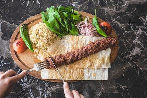 Бесплатное стоковое фото с блюдо, вкусный, говядина