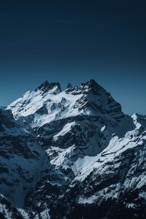 Kostenloses Stock Foto zu abenteuer, alpen, berg