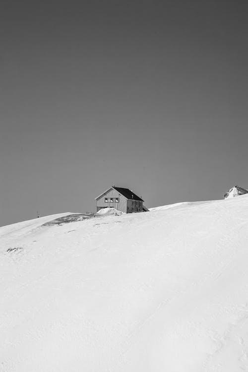 Kostenloses Stock Foto zu alpen, baracke, berg