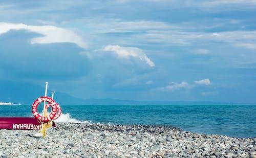 Gratis lagerfoto af afslapning, båd, blå himmel, dagslys