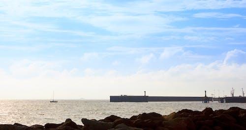คลังภาพถ่ายฟรี ของ ทะเล