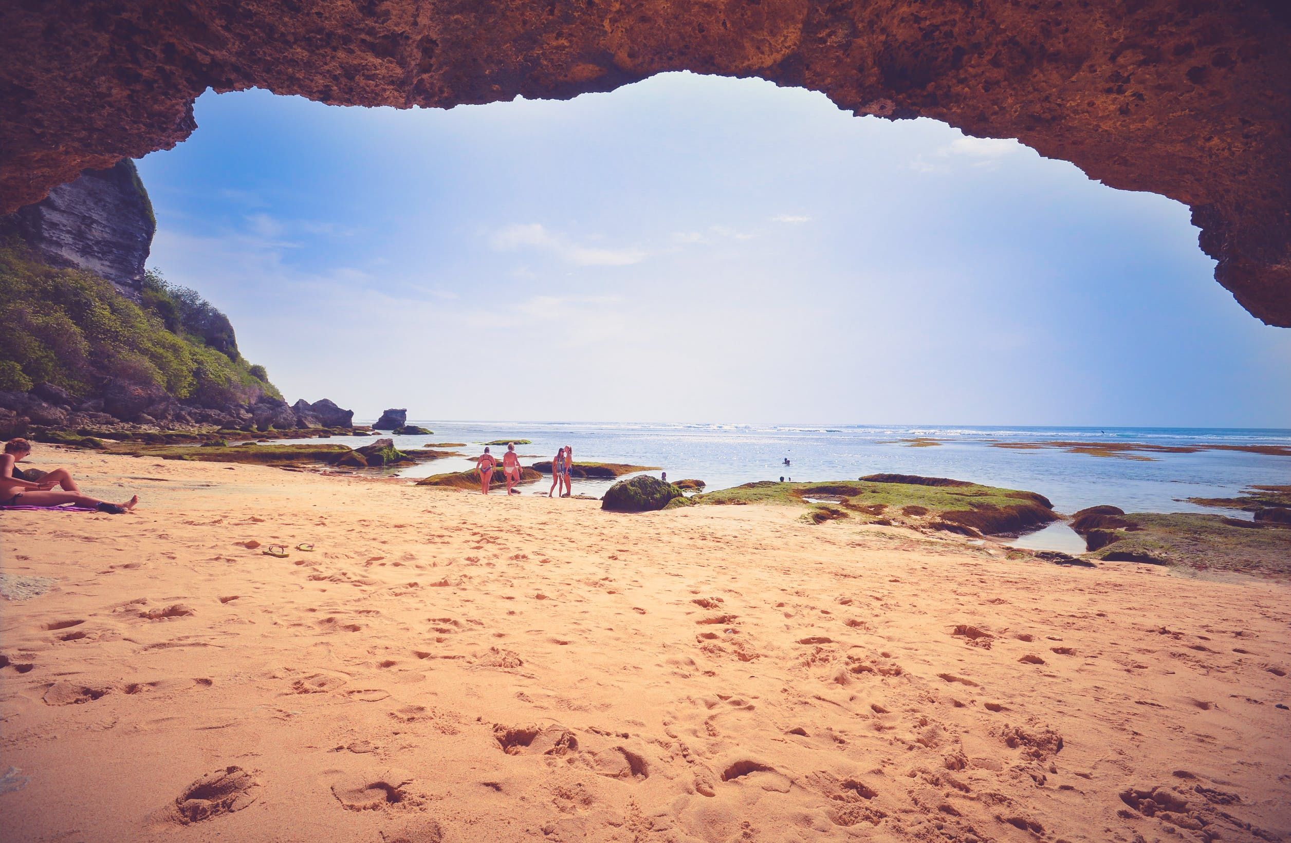 Free stock photo of beach, landscape, ocean, sand