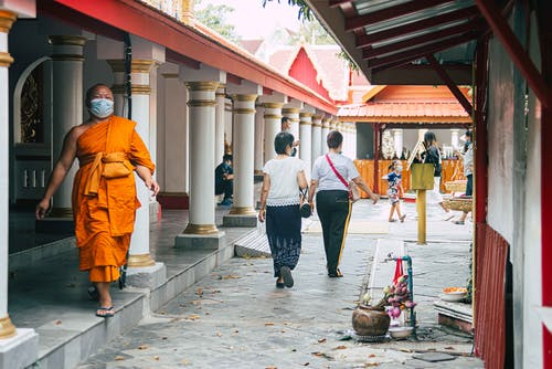 Free stock photo of adult, architecture, buddha