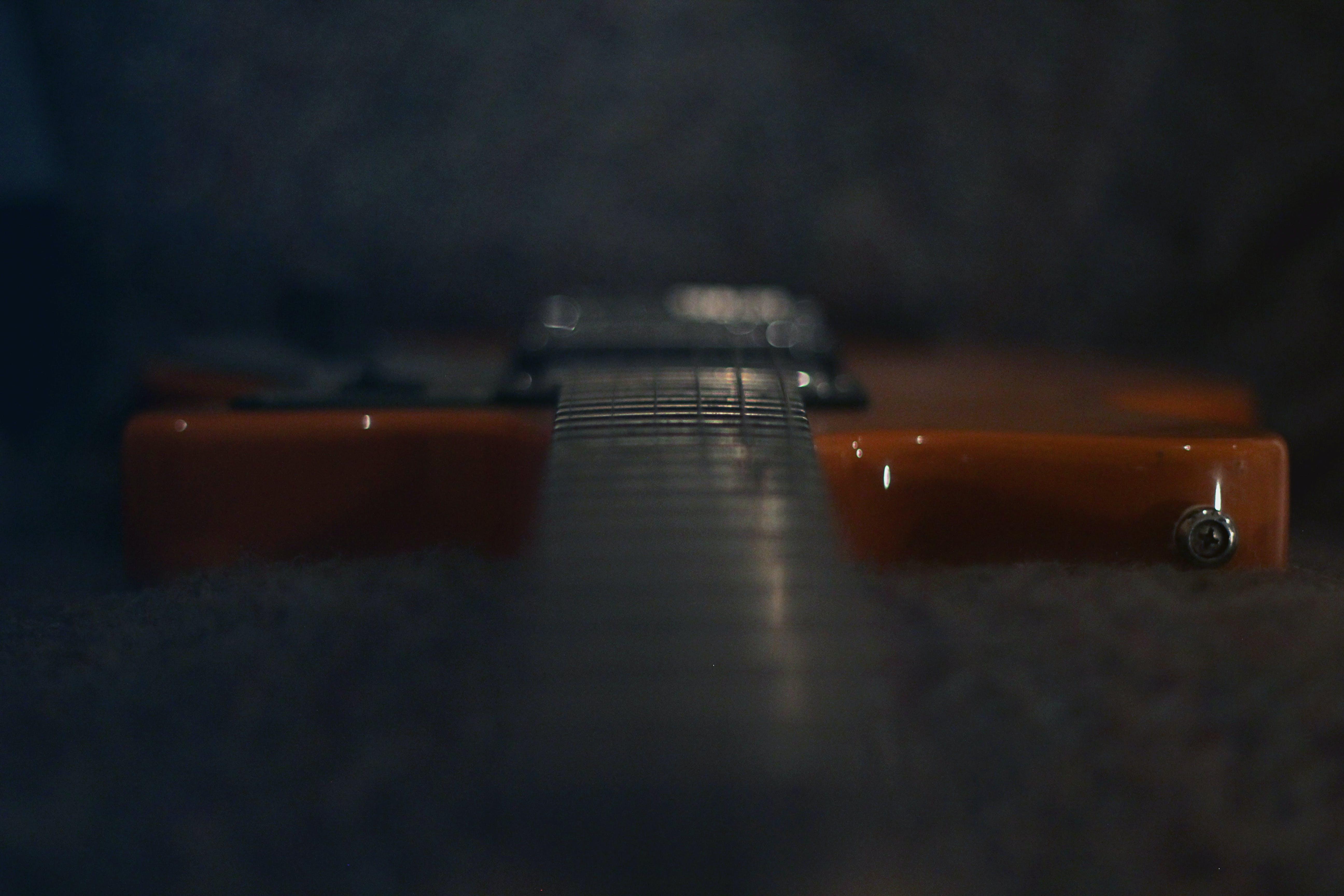 Free stock photo of night, guitar, ibanez