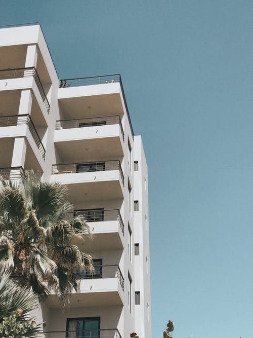 Free stock photo of apartment, architecture, balcony
