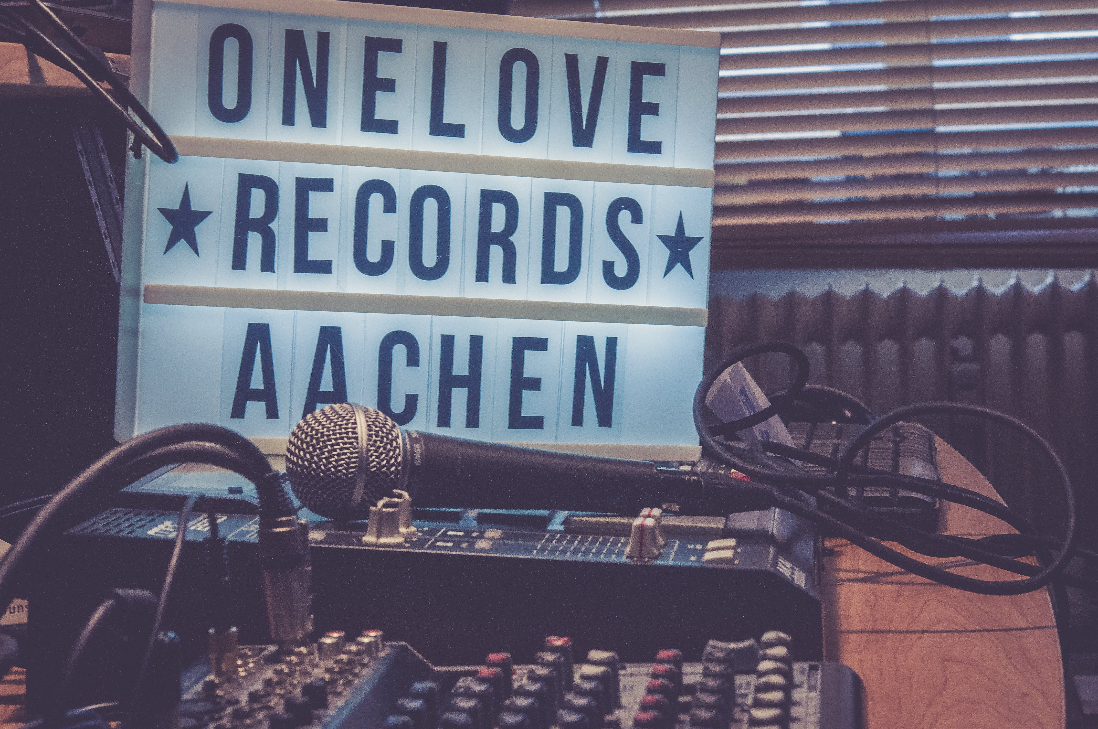 One Love Records Aachen