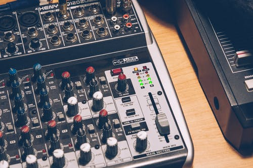 Δωρεάν στοκ φωτογραφιών με DJ Mixer, γκρο πλαν, διακόπτες, ελεγκτής