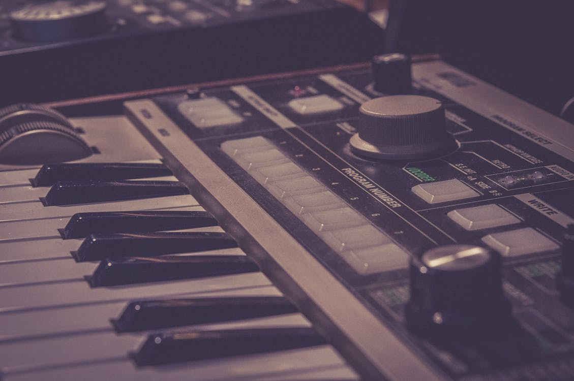 DJ Mixer, ασύρματος, γκρο πλαν