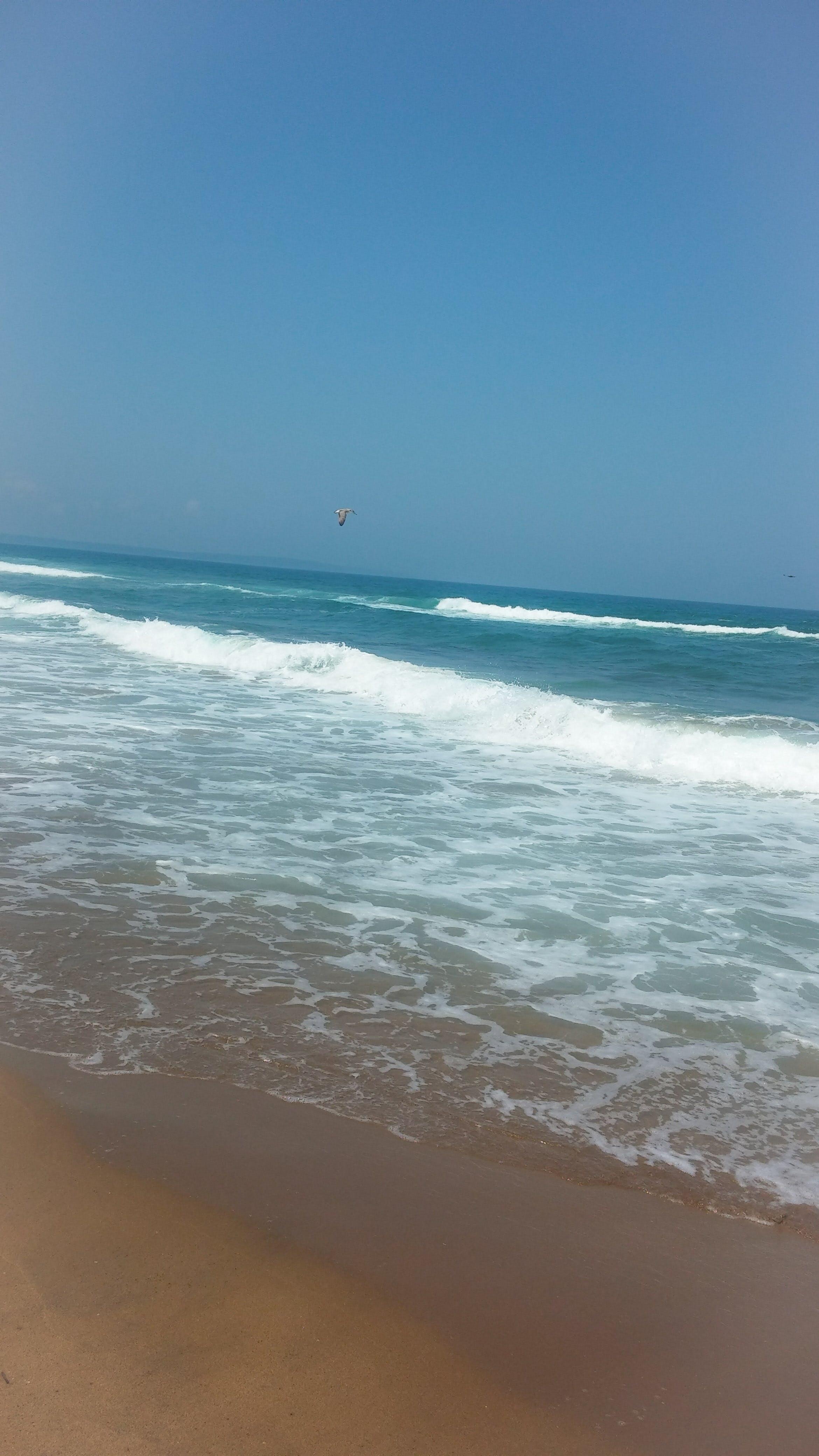 Free stock photo of beach, Black Sea, blue sky, sea