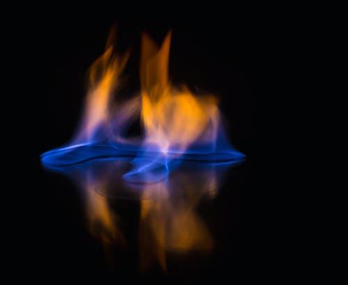 Бесплатное стоковое фото с голубой, доры, красный, оранжевый цвет