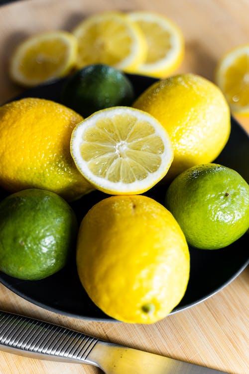 Foto profissional grátis de alimento, amarelo, aromático