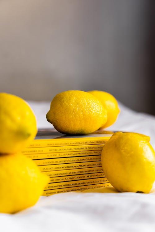 Foto profissional grátis de alimento, amarelo, apetitoso