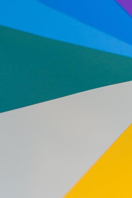 Foto d'estoc gratuïta de abstracte, angle alt, art