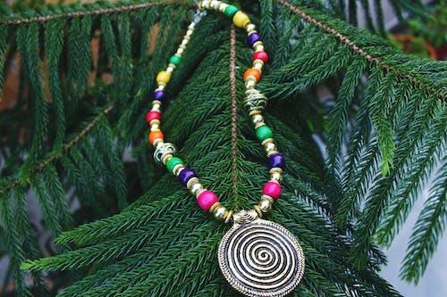Foto d'estoc gratuïta de accessoris, arbre, arbre de Nadal, artesania