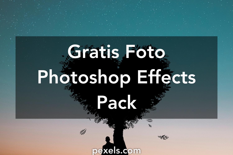 20+ Photoshop Effects Pack Foto · Pexels · Foto Stok Gratis