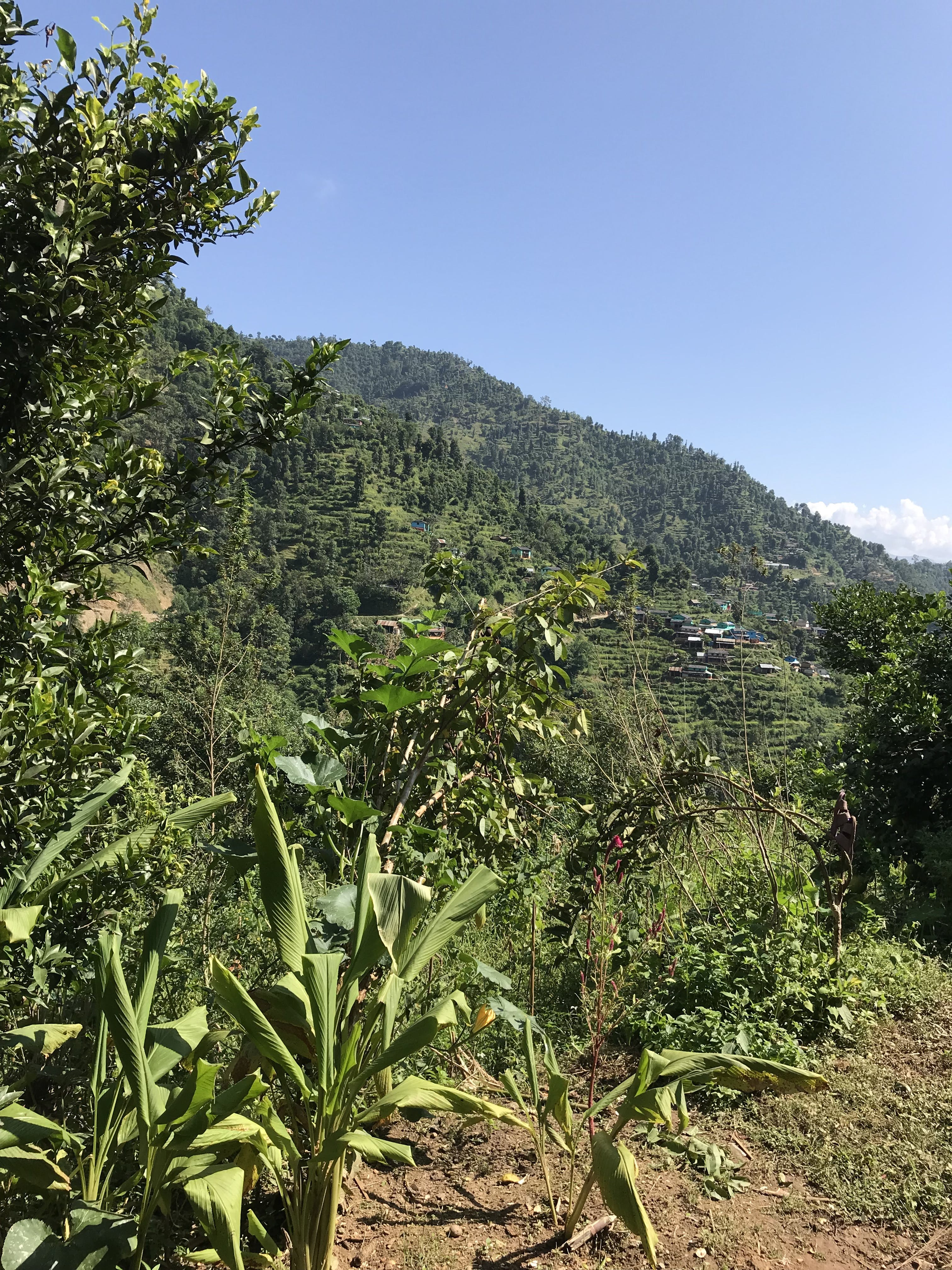 Free stock photo of Natural beauty Baglung Nepal