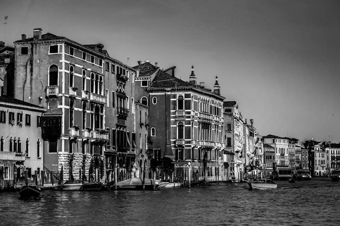 arkitektur, båd, berømt