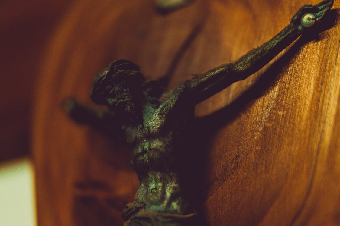 Jesus Christ Wooden Sculpture