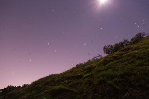 Δωρεάν στοκ φωτογραφιών με αστέρια, Νύχτα, ουρανός