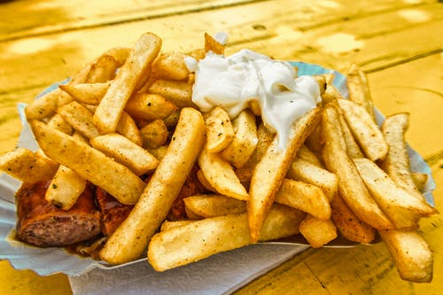 Free stock photo of chips, close up view, club