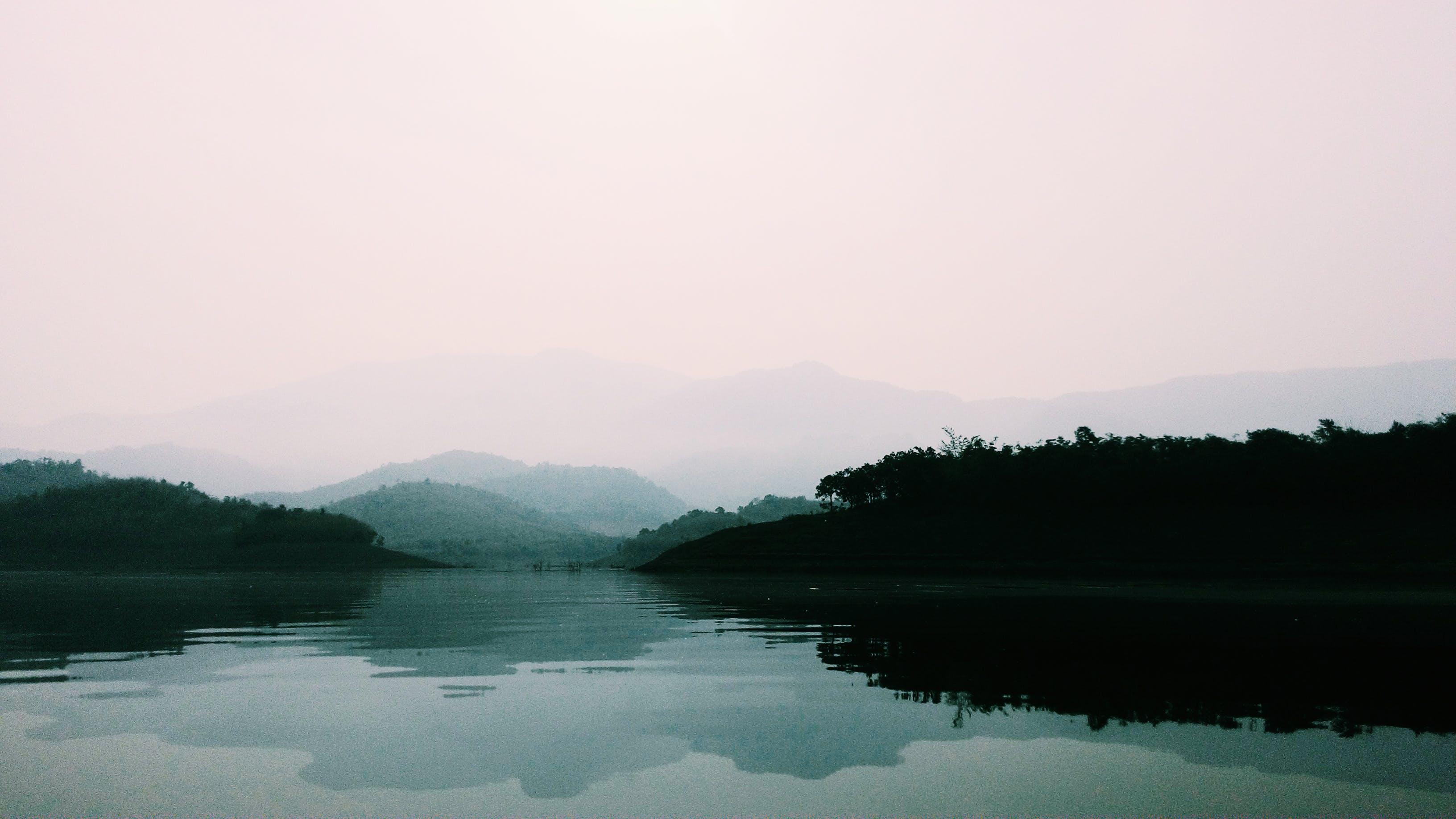 Δωρεάν στοκ φωτογραφιών με αντανάκλαση, αυγή, βιετνάμ, βουνό
