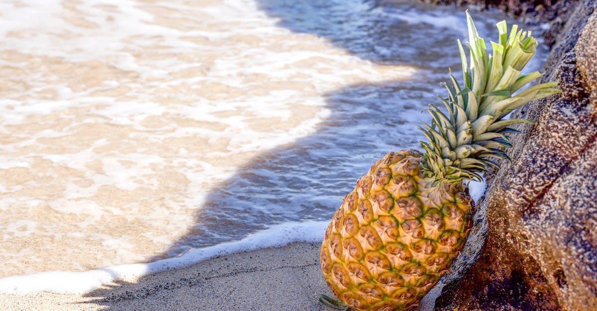 яркие летние картинки ананас начала свою карьеру